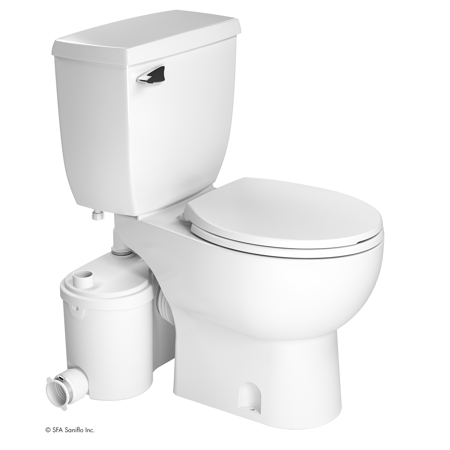 US3 Round bowl_tank_Sanibest Pro saniflo sanibest pro pump white round toilet  at eliteediting.co