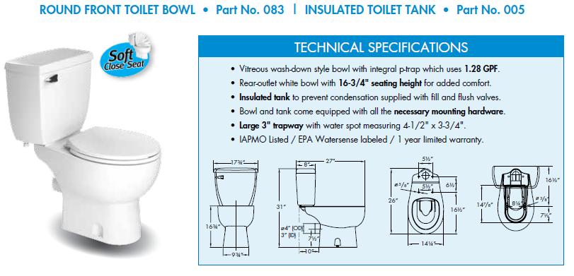 round front toilet dimensions. Extraordinary Round Front Toilet Dimensions Pictures Best Exciting Images  idea home nickbarron co 100 My Blog